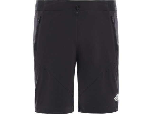 The North Face Impendor Alpine Shorts Dames, weathered black/tnf black